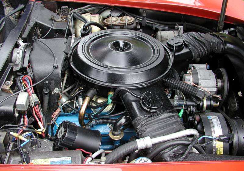 C3 Corvette Forum - air cleaner hoses diagram